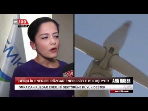 11 Şubat 2016 Rüzgar Enerjisi Sektörüne Büyük Destek