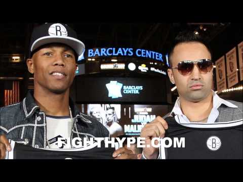ZAB JUDAH DISCUSSES HIS MOTIVATION TO BE CROWNED THE KING OF BROOKLYN OVER PAULIE MALIGNAGGI