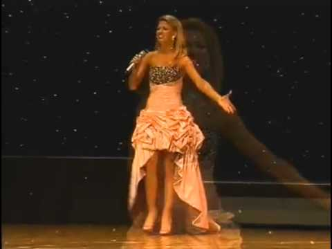 Miss Lake Dardanelle Sings 'And I Am Telling You I