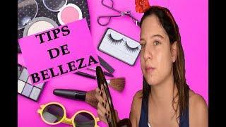 TIPS Y TRUCOS DE BELLEZA / ANAOSOVLOGS