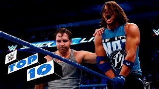 Top 10 SmackDown Live moments: WWE Top 10, Aug. 30, 2016