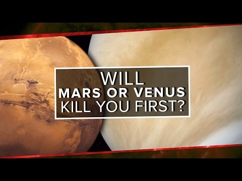 Will Mars or Venus Kill You First? | Space Time | PBS Digital Studios