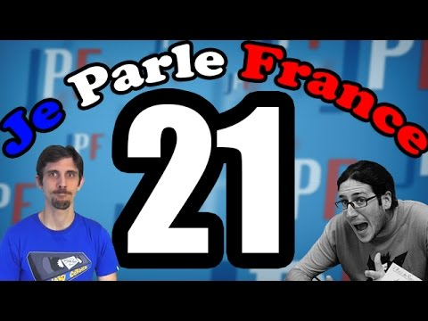 Je Parle France #21 Feat. Gom, Paka et une biscotte!