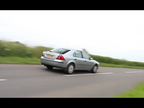 Ford Mondeo MK3 Review - killed by the crossover.