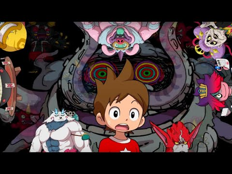 Yo-Kai Watch 2: Psychic Specters Official What's New Trailer