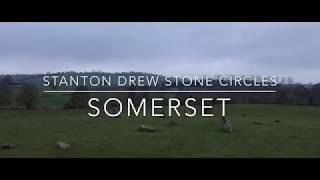 Stanton Drew Stone Circles - Somerset