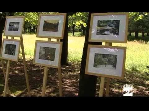 Piario Il Parco Dell'ospedale Si Apre All'arte Antenna 2 Tv 18052013 video
