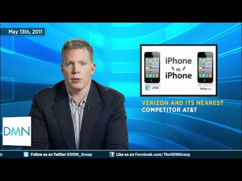 Digital Media News #45 -- Cellphones & Honey Bees, iPhone Competition, BrandZ
