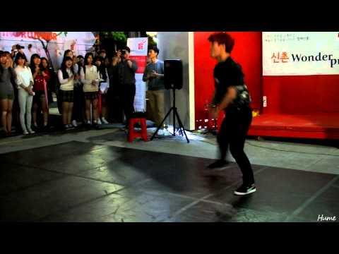 140926 갬블러 크루(Gamblerz crew) Performance (신촌)