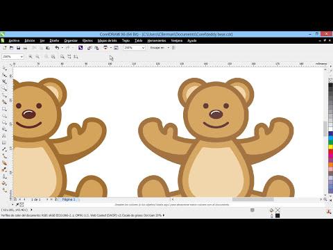 Curso Introducción a CorelDraw X6 - 01 introducción, vectores vs mapas de bits