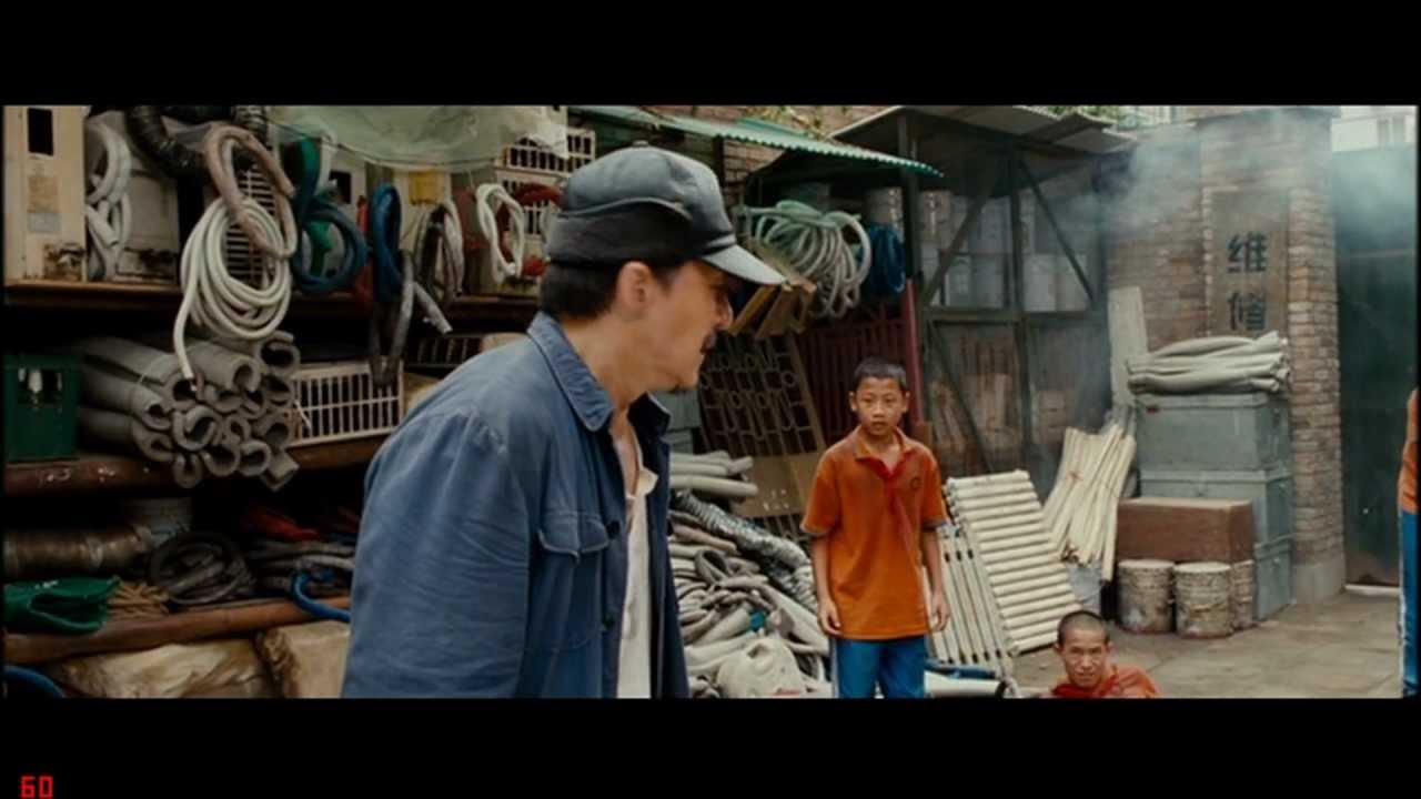 the karate kid 2010 jackie chan fight hd 1080p youtube