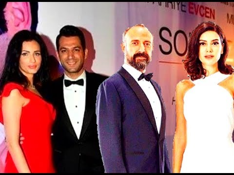 7 счастливых семейный пар турецких актеров! – Мурат Йылдырым – Неслихан Атагюль – Turkish Actors
