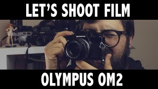 Olympus OM2 + Ektachrome 5071 ~ street photography review