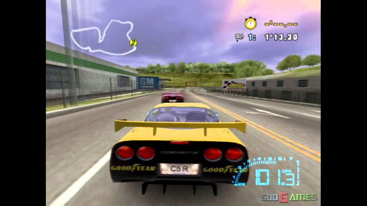 Corvette (PS2)
