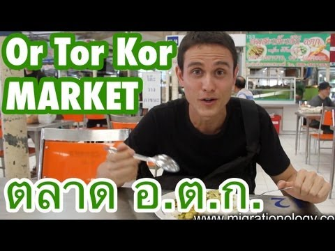 Or Tor Kor Market – Bangkok's Upscale Food Center (ตลาด อ.ต.ก.)