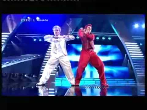 Electro Dance - ROBOT BOYS