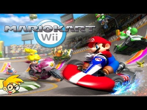 Mario Kart Wii - Circuitos Retros
