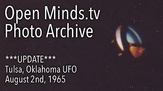 ***Update*** Tulsa, Oklahoma UFO - OpenMinds.tv Photo Archive