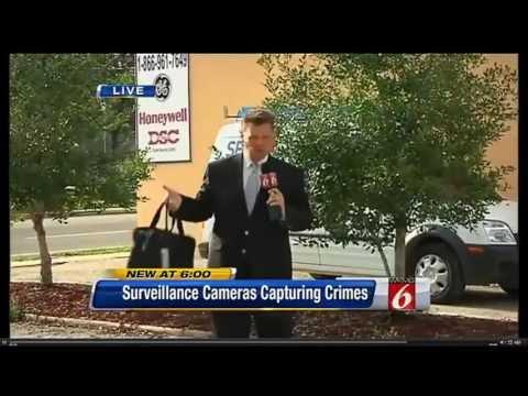Security cameras in wake of Boston Marathon bombing