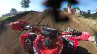 Redbud ATV National 450B Moto 2