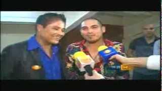 Larry Donas El Donero Del Amor Cantando Con Espinoza Paz