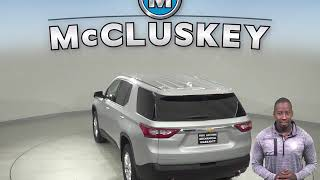192563 New 2019 Chevrolet Traverse Gray SUV Test Drive, Review, For Sale -