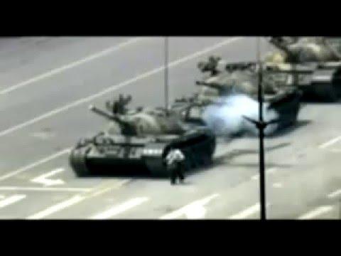 Wang Wei Lin Tiananmen Square Tank Man
