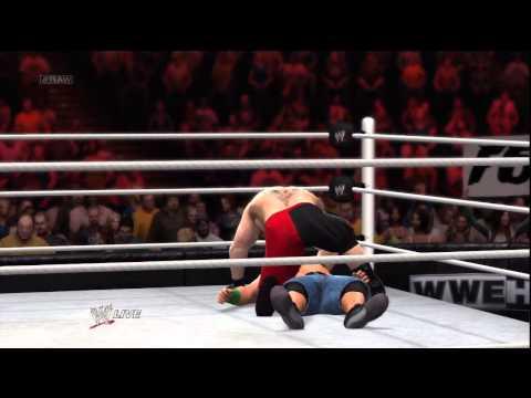 Découverte WWE'13 (PlayStation 3)