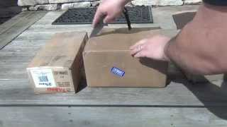 Big Ammo Unboxing (1,500 Rounds -12g, 45acp, 380, & 7 62x39)