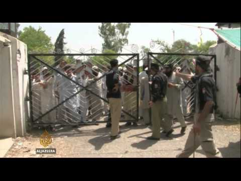 Pakistan offensive leads to refugee crisis