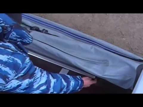 как правильно установить стрингера на лодку