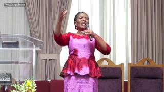 The fields are already right for Harvest - by : Apostle Linda Gobodo