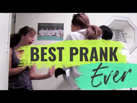 Hah - BEST PRANK EVER: Bubba Gracie