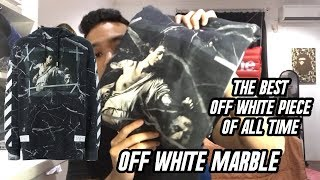 #HYPEMANIA | THE BEST OFF-WHITE PIECE OF ALL TIME - OFF-WHITE MARBLE HOODIE