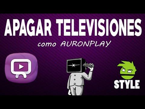 La aplicación de Apagar TV´s de @AuronPlay / AndrooidStyle