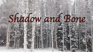 Dressed in Pages   Shadow and Bone