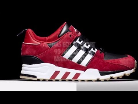 ADIDAS EQT SUPPORT 93 (LONDON MARATHON) SNEAKERS NEWS