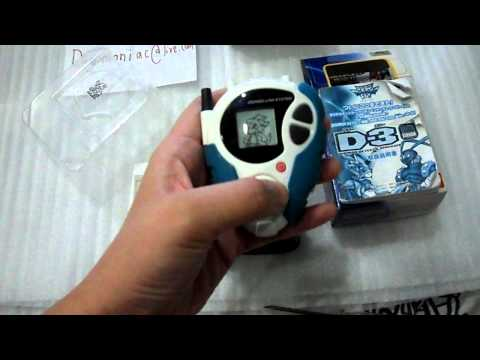 Digimon Digivice d3 Digimon Digivice D-3 d 3