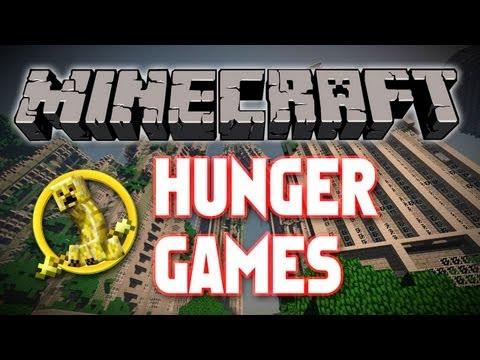 Minecraft Hunger Games #75 'SEEDS!' with Vikkstar123