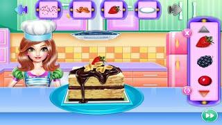 Permainan Masak Masakan - Mainan Anak Perempuan Membuat Ice Cream Sandwich - Food Maker Dessert Ep 2