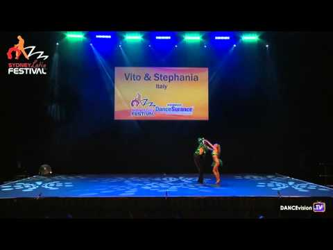 Vito & Stephania - Sydney Latin Festival 2016