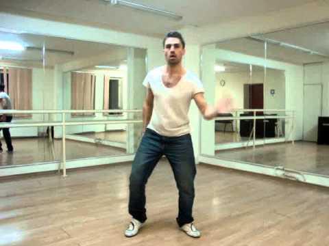 бесплатный урок клубных танцев для мужчин 2  Демонстрация