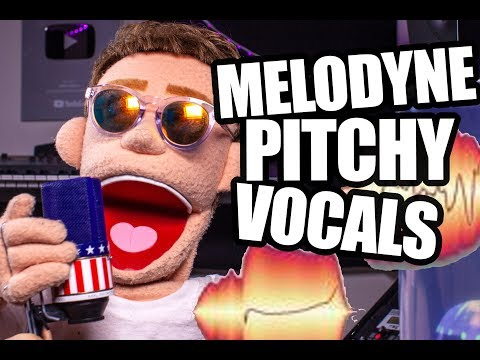 Melodyne Tutorial Vocal Tuning