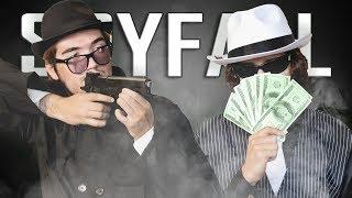 MYSTERY SPY • Spyfall