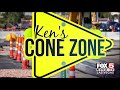 Cone Zone: Update on 215 repaving project