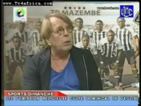 BILOBELA MWANZA YA CLAUDE LEROY (émission Sport Dimanche du 21/10/2012 )