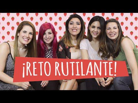 RETO RUTILANTE - Comemos Frutillas Picantes - Frutilla Picante