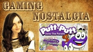 Gaming Nostalgia - Putt-Putt Joins the Parade (Funny Playthrough)