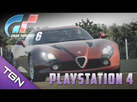 &acirc; Playstation 4 : Gran Turismo 6 - WTF?!