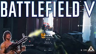 Battlefield 5 Rambo - Battlefield Top Plays